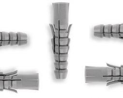cheville en nylon disponible sur volet direct usine