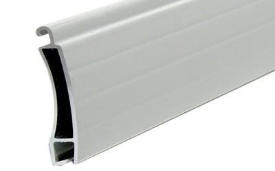 Volet Roulant A Projection Lame Alu 42 Standard Pose En Neuf