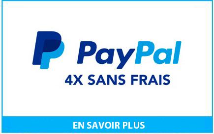 Volet Direct Usine - Paiement Palpal 4x sans frais - Vente en ligne