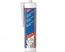 cartouche de silicone transparent ou blanc pour volet roulant neuf ou rénovation en aluminium ou en pvc sur volet direct usine